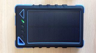 Аккумуляторы на солнечных панелях 8000