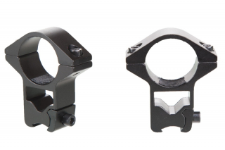 Кронштейн ZOS HQ309 (d25,4/10/h22) с прямой видимостью ласточкин хвост