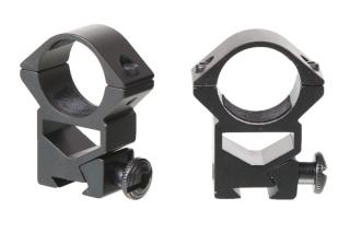 Кронштейн ZOS HQ310 (d25,4/10/h20,5) с прямой видимостью ласточкин хвост
