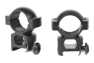 Кронштейн ZOS HQ405 (d25,4/16/h18) с прямой видимостью Weaver