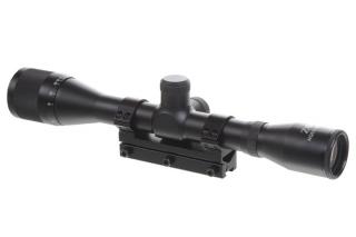 Прицел оптический HQ901 (4х32АО) для усиленной пружинно-поршневой пневматики