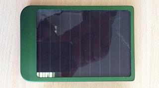 Аккумуляторы на солнечных панелях P1100