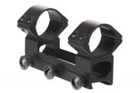 Кронштейн ZOS 3005 d30 однопозиционный на вивер с прям. видимостью