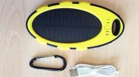 Аккумуляторы на солнечных панелях 4000