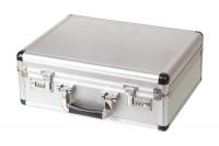 Кейс для оружие алюминиевый HQ365 (400X300X150) серебристый