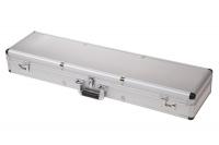 Кейс для оружие алюминиевый HQ366 (960X250X130) серебристый