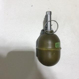 Граната пиротехническая (имитационная) RGD-5Sbb СТРАЙКБОЛ PYROFX
