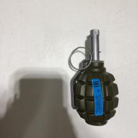 Граната пиротехническая (имитационная) F-1Р КРАСКА ПЕЙНТБОЛ PYROFX