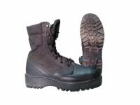 Берцы летние комбинир. КОЖА/КОРДУРА , ЧЕРНЫЕ (Hot Weather Army Combat Boot BLACK), ф-ма Belleville, р.41,5 ОРИГИНАЛ USA
