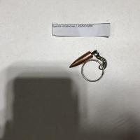 Брелок на цепочке 7,62х54 (пуля)
