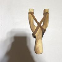 Рогатка одинарный жгут, деревянная (17х8см) 1267750