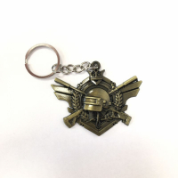 """Брелок-медальон """"Невидимый Бог войны, металл, блистер"""