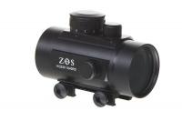 Прицел коллиматорный ZOS HQ330 (1х40RD) Weaver