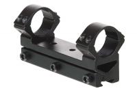 Кронштейн ZOS HQ502 d25,4 однопозиционный с прям. видимостью