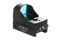 Прицел коллиматорный ZOS HQ652 на вивер dot sight mini